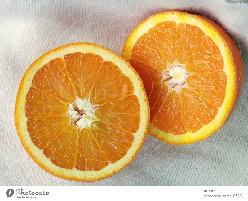 Nutrition Orange Healthy Fruit