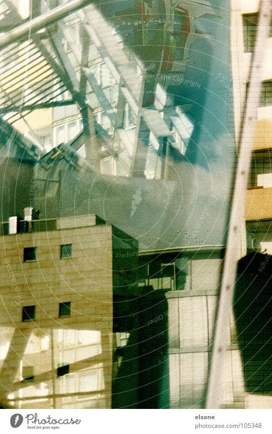Dream Glass 3 Modern Level Dresden Exceptional Strong Muddled Prefab construction Pushing Illusion Misunderstand
