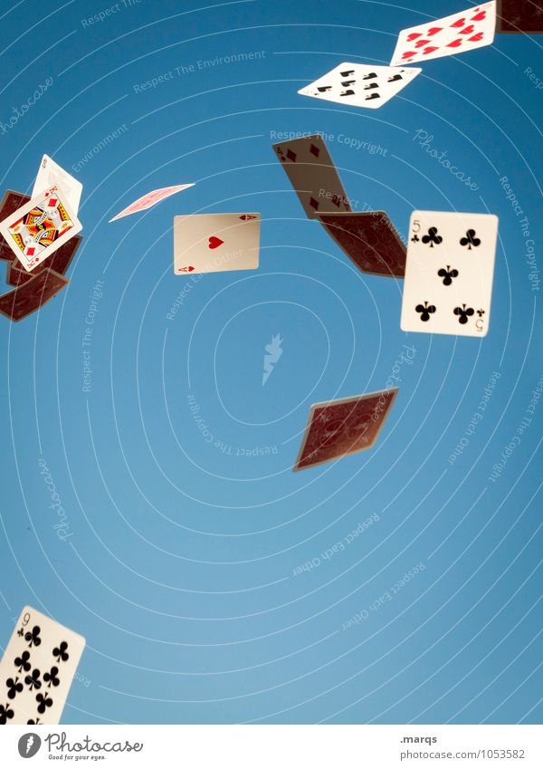 Playing Happy Lifestyle Success Sign To fall Cloudless sky Ace Lose Mix Trick Playing card Fair Betray Poker Casino