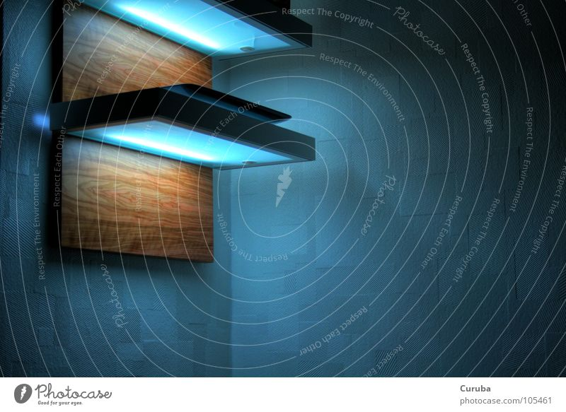 Blue Wood Future Technology HDR Electrical equipment Cedar