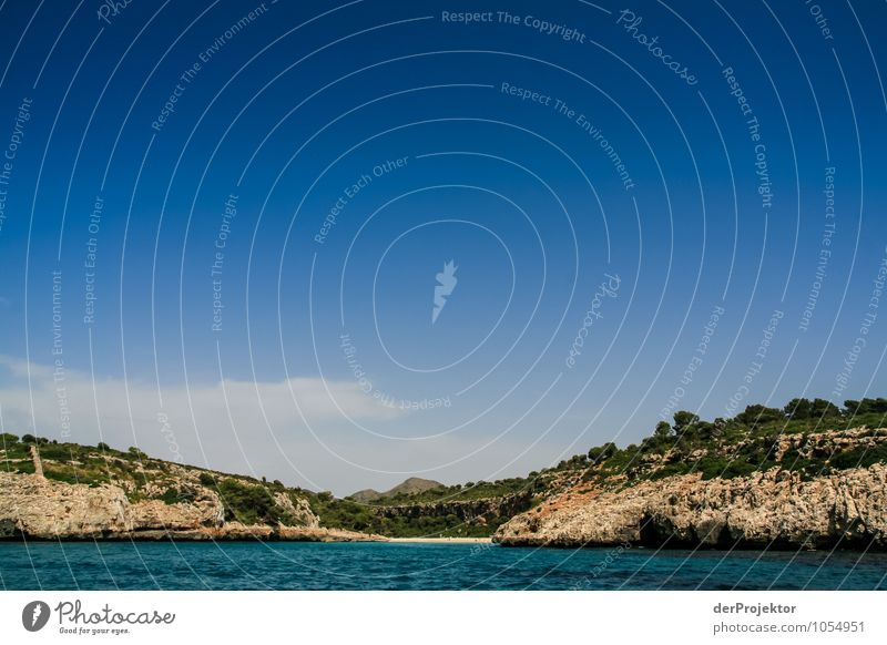 Mallorca from its most beautiful side 31 - Bay with sandy beach Vacation & Travel Tourism Adventure Far-off places Freedom Expedition Summer vacation
