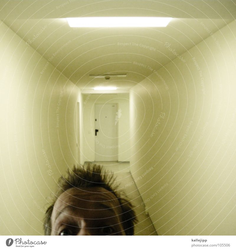 House (Residential Structure) Face Eyes Lanes & trails Death Hair and hairstyles Head Bright Flat (apartment) Door Crazy Closed Illness End Scream Escape