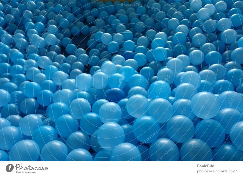 Blue Fear Crazy Fresh Industry Ball Science & Research Sphere Plastic Panic Soul Molecular