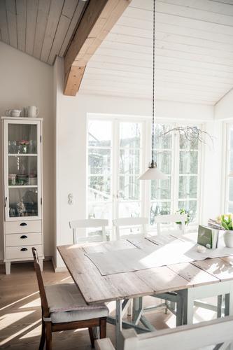 Scandinavian style II Lifestyle Elegant Style Design Living or residing Flat (apartment) Arrange Interior design Decoration Furniture Lamp Table Room