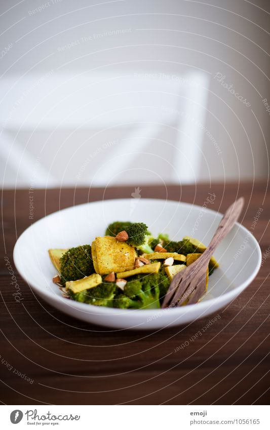 tofu Vegetable Tofu Nutrition Lunch Vegetarian diet Vegan diet Plate Fresh Healthy Delicious Colour photo Interior shot Deserted Day Shallow depth of field