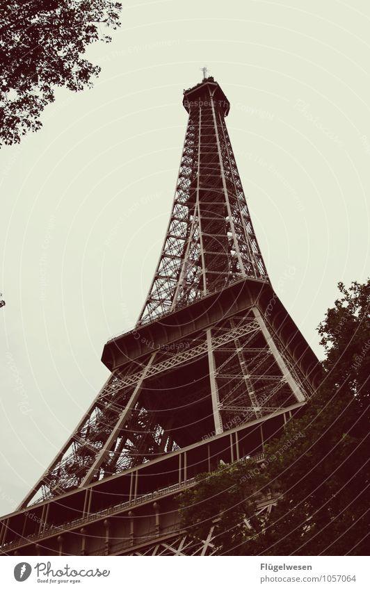 only one tower Seine Paris France Eiffel Tower Eifel Vantage point Tourist Attraction French High point Trip Watercraft Navigation Excursion Bridge Condom