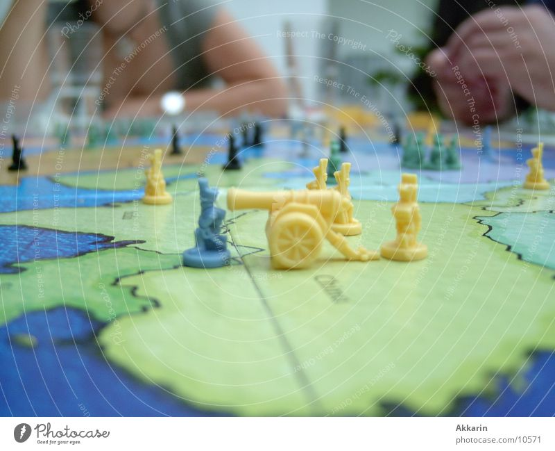 Planning Obscure Board game Futile Cannon Resign Stratego