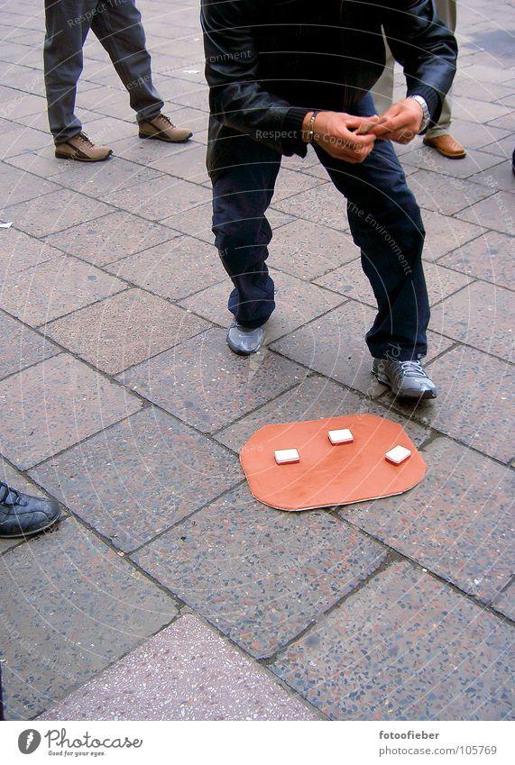 Joy Street Playing Lose Trick Betray
