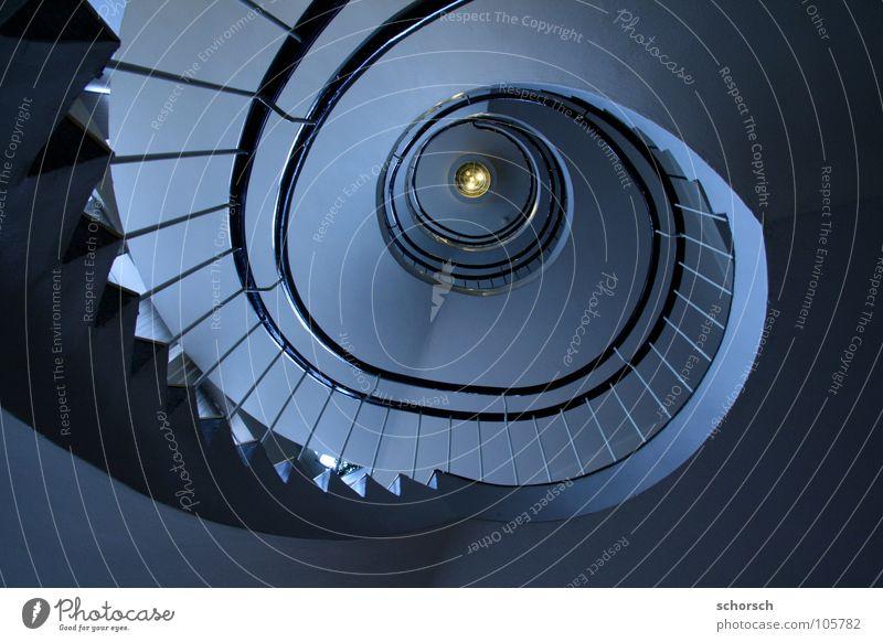 stairwell Plaster Staircase (Hallway) Lamp Architecture Stairs Handrail Bruno Mathsson Sweden