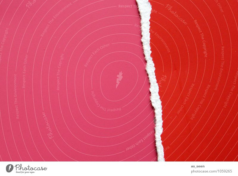 Colour White Red Eroticism Life Emotions Love Lanes & trails Style Pink Wild Design Esthetic Creativity Paper Force