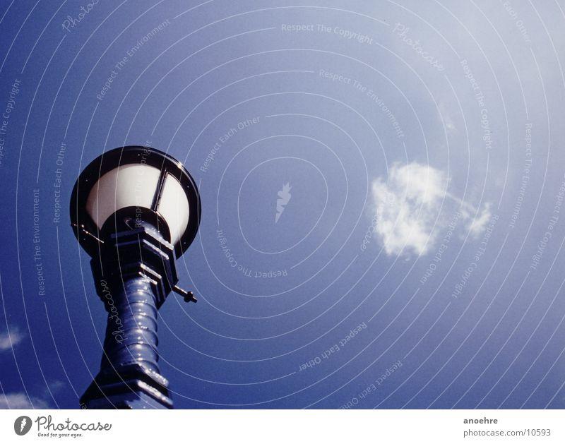 London Tower Brige Detail Tower Bridge Lantern Sky