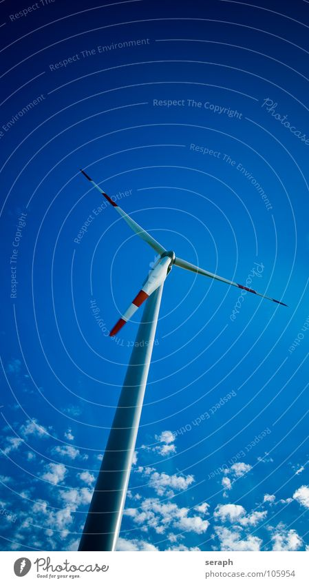 Sky Environment Energy industry Modern Wind Energy Electricity Technology Clean Wing Wind energy plant Construction Ecological Environmental protection Environmental pollution Alternative