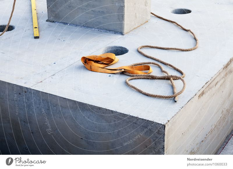 Architecture Work and employment Concrete Rope Break Construction site Manmade structures Profession Sharp-edged Column Tool Workplace Build Stagnating