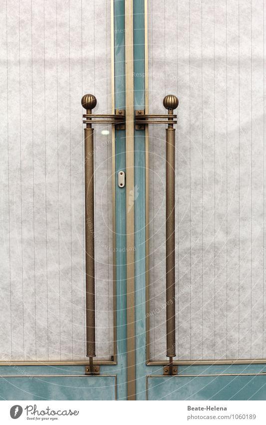 Blue White Exceptional Design Decoration Elegant Door Gold Open Esthetic Closed Simple Car door New Turquoise Chic