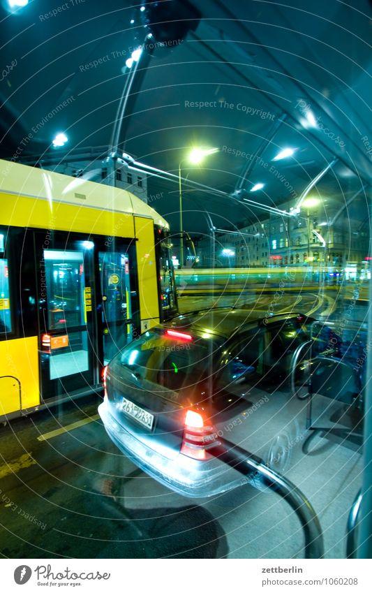 City Window Lighting Car Window Berlin Train window Transport Driving Street lighting Lantern Middle Downtown Mobility Bus Downtown Berlin