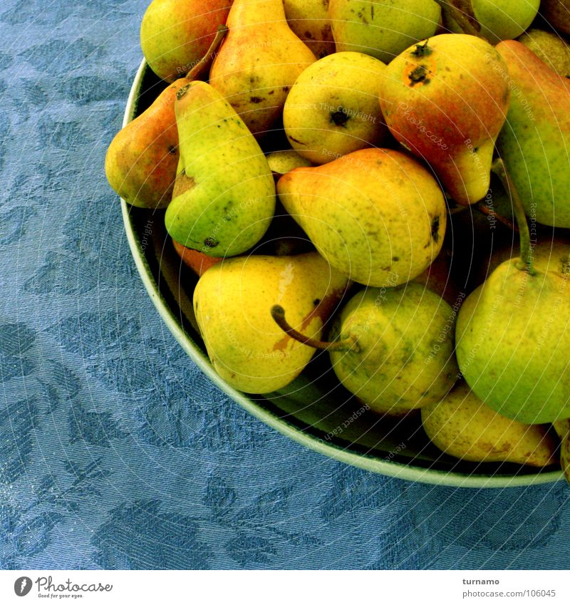 Nutrition Life Autumn Power Healthy Food Energy Fruit Gastronomy Stalk Strong Delicious Harvest Vitamin Pear