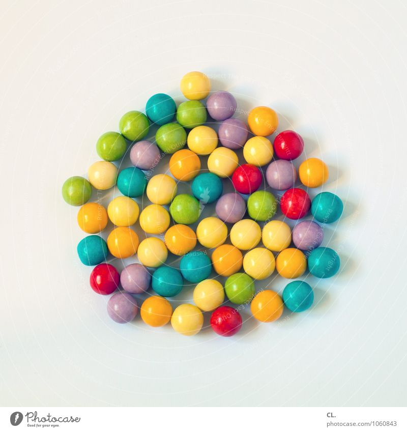 Colour Joy Eating Food Fresh Happiness Esthetic Nutrition Creativity Uniqueness Sweet Round Delicious Candy Chewing gum
