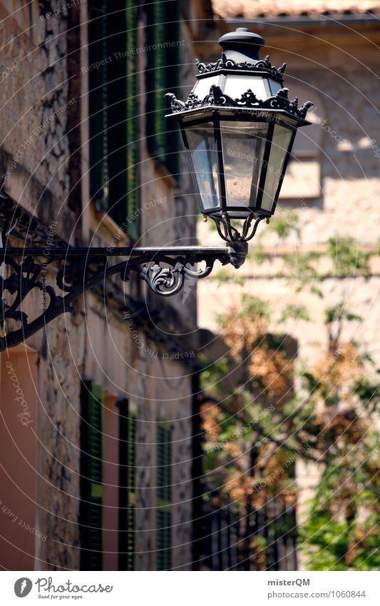 Lamp Art Esthetic Romance Street lighting Lantern Alley Lampion Town