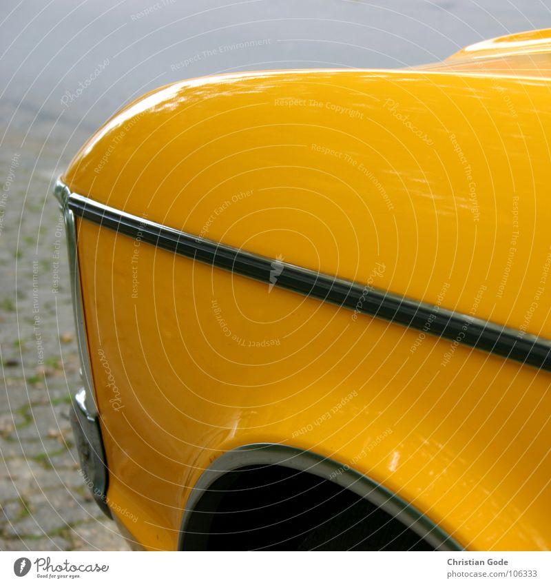 Yellow Street Lamp Window Car Driving Things Parking Vintage car Motorsports Wood strip Bumper