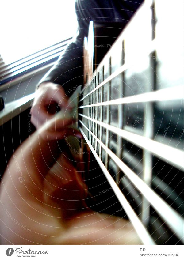 Playing Leisure and hobbies Guitar Musical instrument string