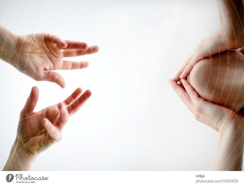 Human being Woman Man Hand Adults Face Life Emotions To talk Moody Together Communicate Meeting Shame Frustration Gesture
