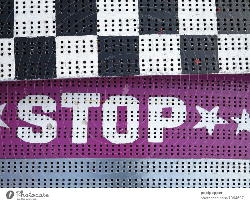 **STOP** Adventure Oktoberfest Fairs & Carnivals Roller coaster Theme-park rides Steel Sign Characters Signs and labeling Signage Warning sign Line Stripe