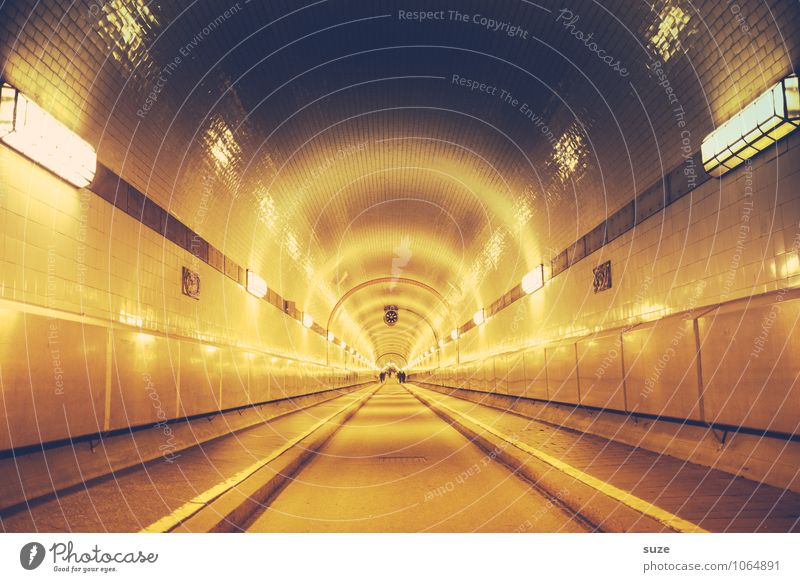 The middle and the way Economy Industry Logistics Tunnel Manmade structures Architecture Tourist Attraction Landmark Transport Traffic infrastructure