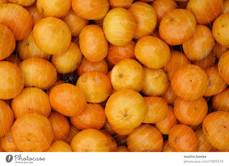 mandarins Exotic Fruit Tangerine Esthetic Exceptional Fragrance Firm Fresh Healthy Good Round Juicy Beautiful Multicoloured Orange Colour photo Exterior shot