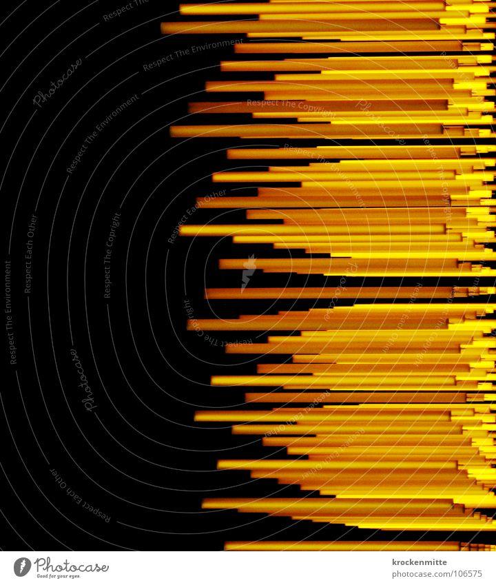 speed of light Light Line Yellow Black Abstract Speed Lamp Art Culture Orange follow equalizer Level Deep