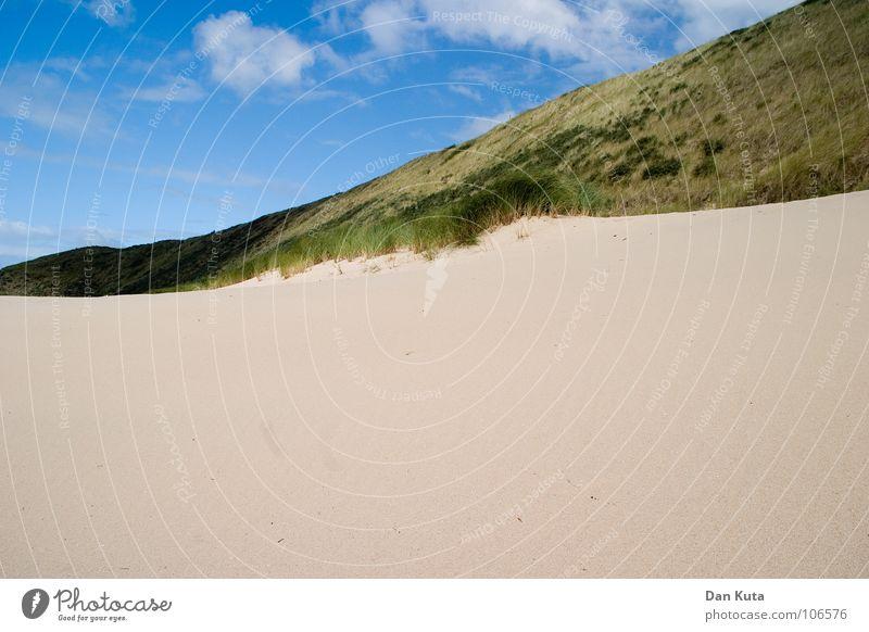 Sky Ocean Blue Beach Clouds Cold Freedom Sand Line Coast Wind Horizon Multiple Open Level Soft