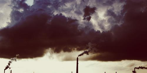 Clouds Environment Energy industry Climate Smoke Exhaust gas Chimney Climate change Go up Electricity generating station Coal Thermal power station Resign