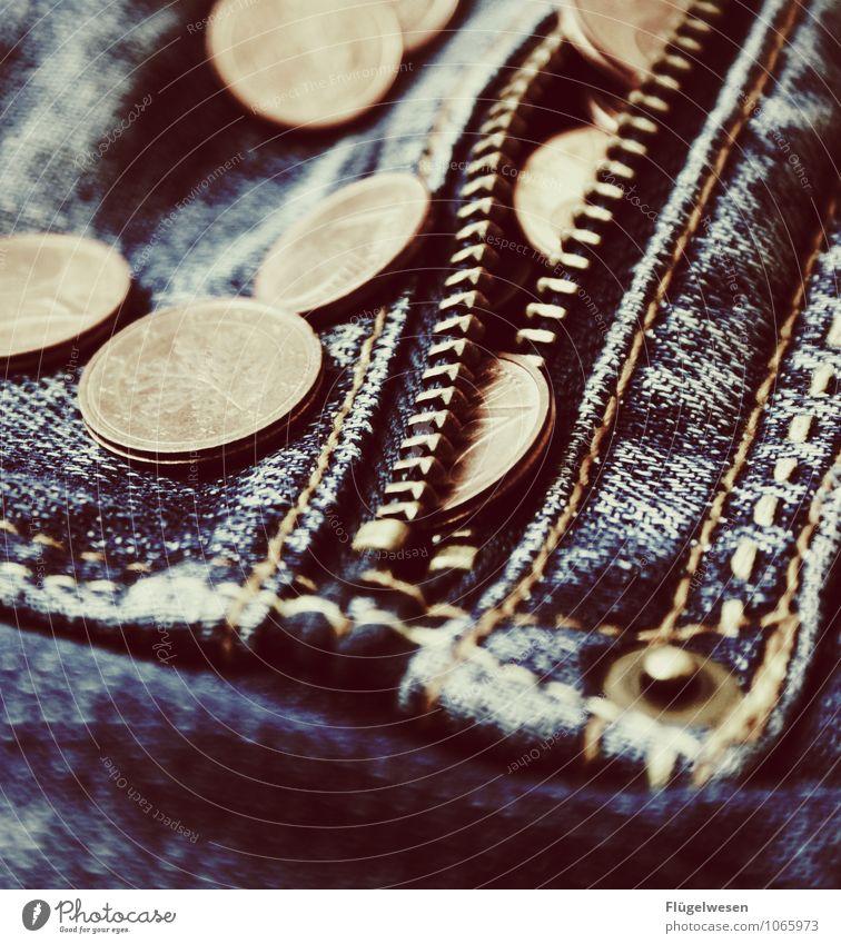 merit Money Trouser pocket Pants Jeans Coin Zipper Cent