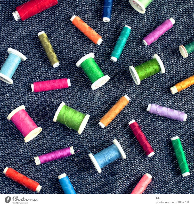 yarn Handcrafts Fashion Cloth Sewing thread Happiness Uniqueness Multicoloured Esthetic Design Colour Leisure and hobbies Inspiration Creativity Colour photo