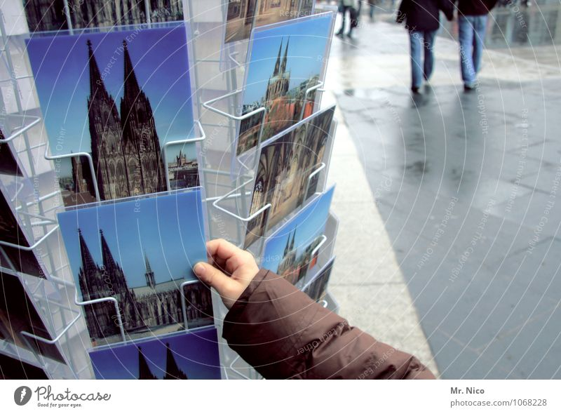 buy map for pencake Lifestyle Shopping Vacation & Travel Tourism Sightseeing City trip Arm Town Populated Landmark Blue Hospitality Cologne Cologne Cathedral
