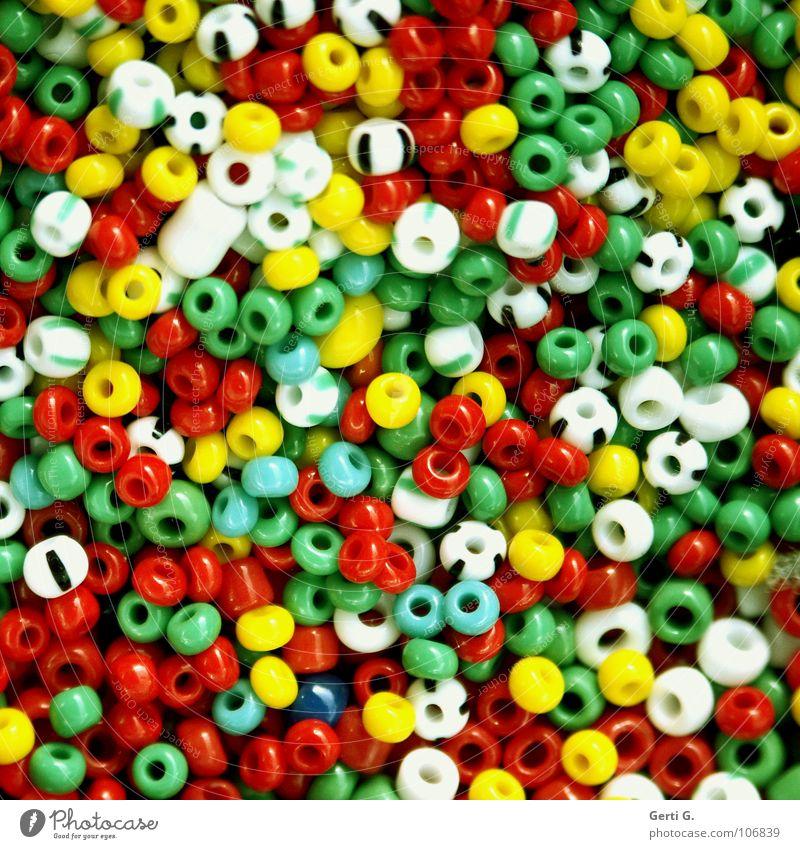 White Green Red Joy Yellow Art Small Multiple Broken Toys Luxury Statue Jewellery Plastic Craft (trade) Hollow
