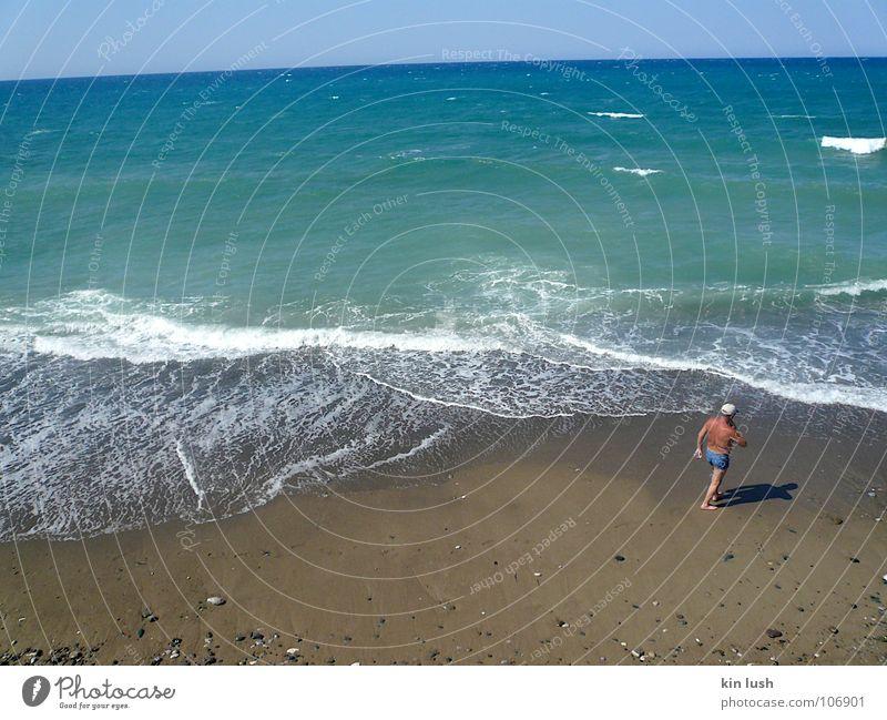Ocean Summer Beach Coast Swimming & Bathing Turquoise Cyprus