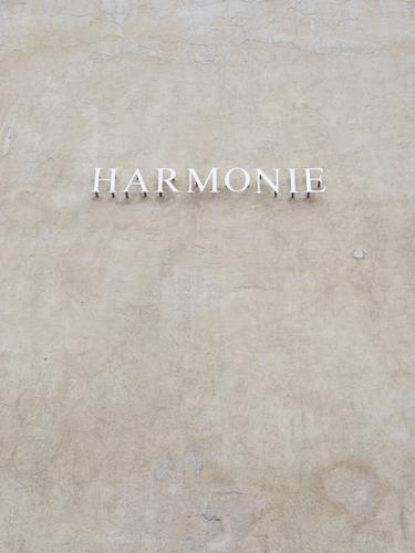 Wall (building) Wall (barrier) Gray Facade Letters (alphabet) Harmonious Word Rendered facade