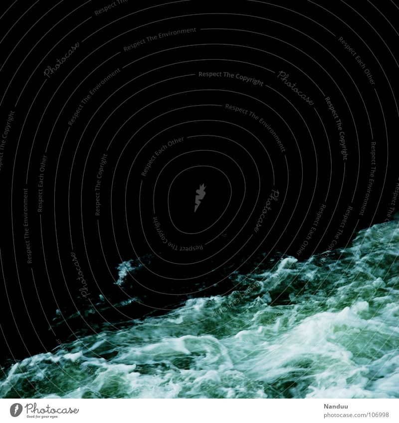 Ocean Cold Waves Wet Dangerous Threat River Climate change Water White crest High tide Current Force of nature Drown Hydroelectric  power plant Abstract