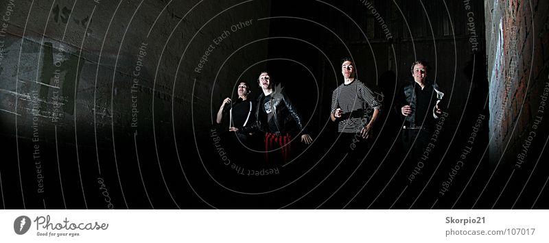 The Stories ---> Run Dark Night Speed Beautiful Music Band Walking Escape Concert Running run Shadow Scream
