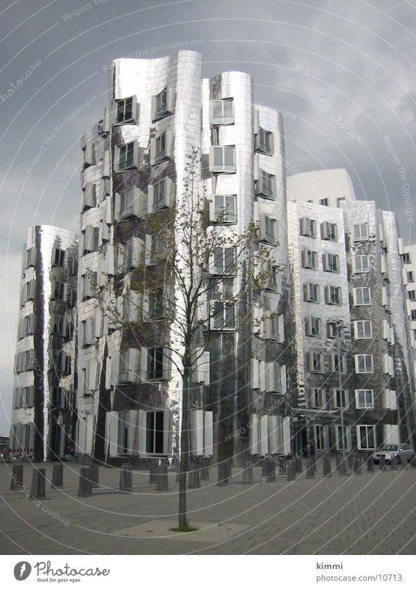 Harbour Mile Düsseldorf, Silberbau_1 Architecture Duesseldorf harbor mile