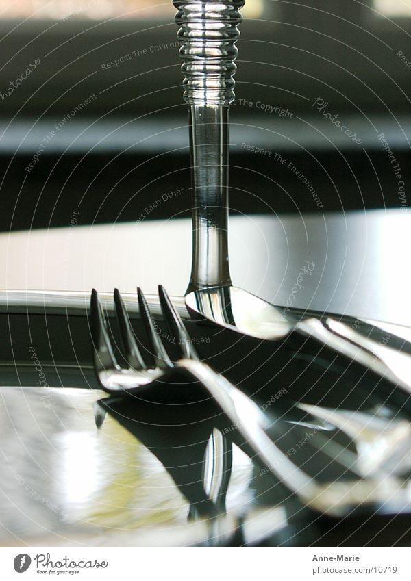 TableDeck Fork Nutrition Knives Parking level