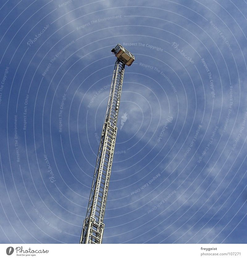 Rescue? Help Public service Ladder Sky Blaze turntable ladder Fire department