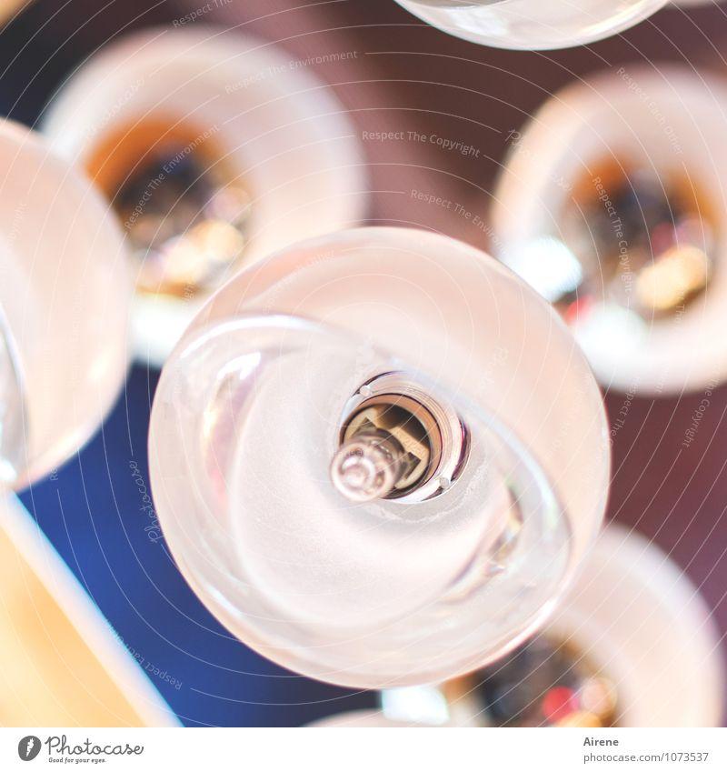 White Lamp Bright Pink Illuminate Glass Round Sphere Electric bulb Lampshade Glass ball