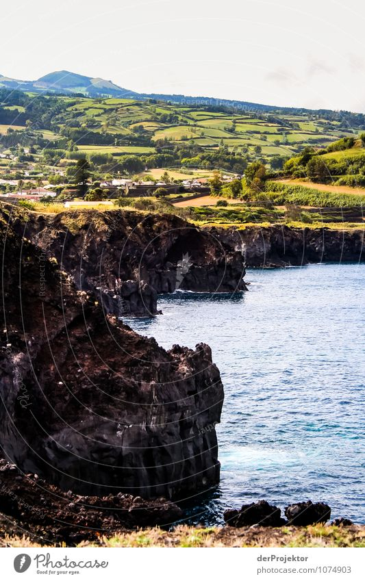Volcanic Island São Miguel Vacation & Travel Tourism Trip Adventure Far-off places Freedom Environment Nature Landscape Plant Animal Elements Summer
