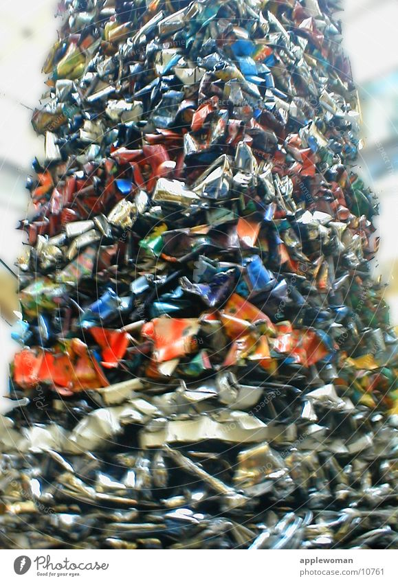 scrap heap Multicoloured Things quarter 206 Mountain