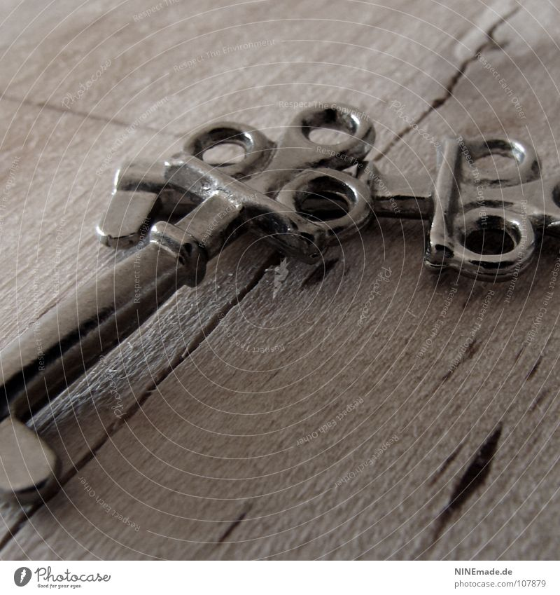Old Cold Wood Gray Metal Fear Safety Protection Mysterious Creepy Curiosity Castle Services Silver Wooden board Key