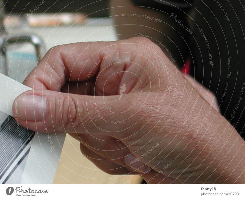 Woman Hand Arm