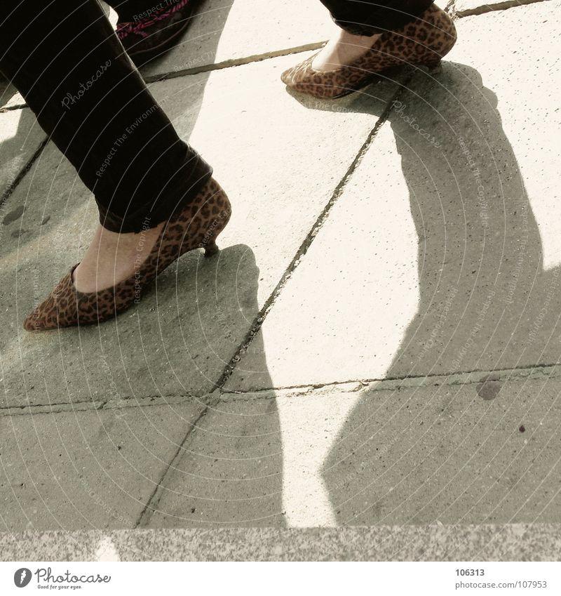 Woman Style Legs Feet Footwear Skin Concrete Lifestyle Corner Floor covering Clothing Pelt Animalistic Seam Environmental protection East