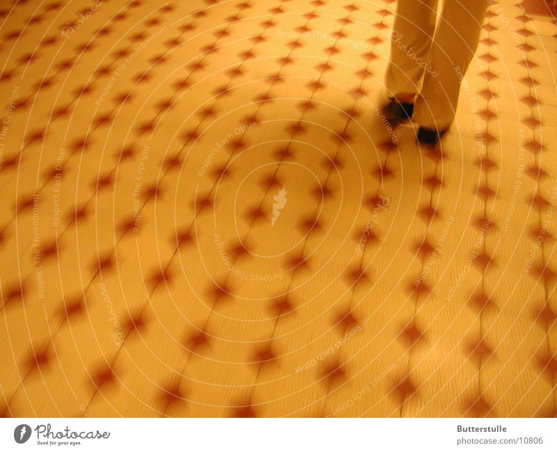 walk in check Hallway Floor covering Going Checkered Transport Movement Tile
