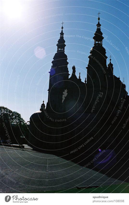 Sky Sun Stone Building Religion and faith Might Dome Size Monumental House of worship